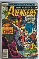 Avengers #168 (Feb 1978, Marvel)