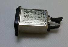 TDK AC EMI Noise Filter 250V 10A IEC Socket Japan