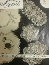 Myart , edges , hankerchiefs , doyleys