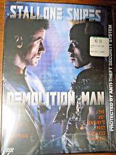 """DVD:  """"Demolition Man""""  Sealed - Free Shipping"""