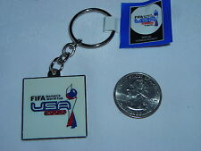 2003 FIFA Women's World Cup USA Key Chain Officially Licensed Soccer