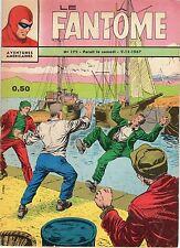 LE FANTOME 172  EDITIONS DE REMPARTS 1967