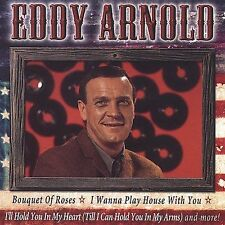 FREE US SHIP. on ANY 2 CDs! USED,MINT CD Eddy Arnold: All American Country: Eddy