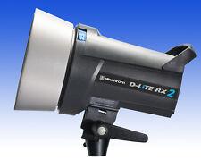 ELINCHROM D Lite 2 RX  Kompaktblitzgerät mit Skyport RX Funkempfänger (E20486)