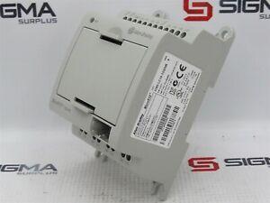 Allen-Bradley 2080-LC10-12QWB Micro810 Controller Ser A FW 2.011 12-24VDC 5W