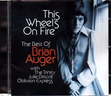 Brian Auger - This Wheel's On Fire - The Best Of  - CD Album 2005