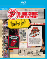 The Rolling Stones: From the Vault - Live in Leeds 1982 Blu-Ray (2015) The