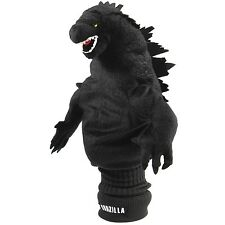 Godzilla Golf Head Cover Fits Drivers Woods Up To 460cc Plush Club Protector