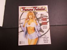 EBAB       Femme Fatales of the Films Magazine-Traci Lords cover  Spring 1993