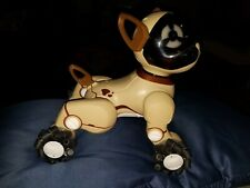 Chip The Robot Dog WowWee WORKS WITH BLU T  Dog Only w/docking station NO CORD