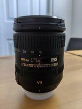 Used Nikon AF-S DX NIKKOR 16-85mm F3.5-5.6G ED VR Lens