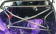 4 POINT STRUT CROSS BAR KIT FOR 96-00 HONDA CIVIC HATCHBACK REAR 3DR ONLY
