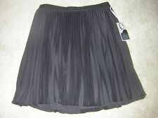 JASON WU for Target Short Black Pleated Skirt Women's Sz 12 NWT Hard-to-Find