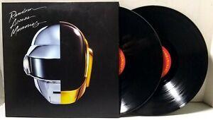 Daft Punk - Random Access Memories - COLUMBIA RECORDS 88883716861