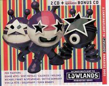 CD LOWLANDSparadise 2003 2cd + bonus EX+  (B1286)