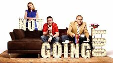 Not Going Out - BBC TV Comedy Series Complete Season 6 All 8 Episodes New UK DVD