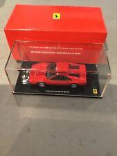 RARE Kyosho 1/18 Scale Model Car 05061R - Ferrari 308GTB Quattro Valvole - Rouge