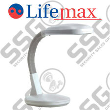 Lifemax High Vision Reading Light - Beige Table Lamp