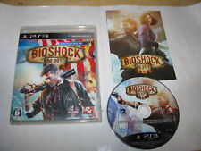 Bioshock Infinite Playstation 3 PS3 Japan import US Seller