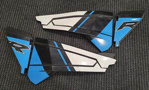 Polaris RZR 1000 OEM Left Right Door & Bolster Skins
