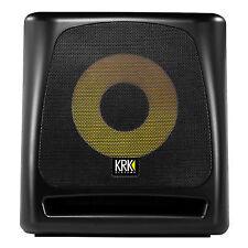 KRK 10s2 Compact Active Powered 10 Inch Studio Subwoofer