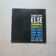 MILES DAVIS-HANK JONES-SAM JONES-ART BLAKEY- US BLUE NOTE LP 33T VINYL-SOMETHIN'