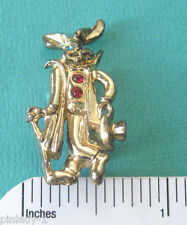 Vintage Rabbit scatter pin - lapel pin , brooch Gift Boxed