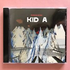 Radiohead ‎– Kid A, USA promo  CD Free Post