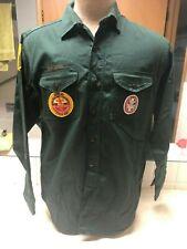 1960's Boy Scout / Explorer Uniform Shirt - West Virginia