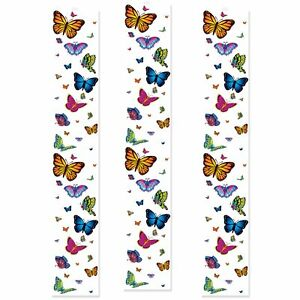 The Beistle Company-Butterfly Party Panels