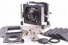 【EXC in Case】Linhof Kardan Color 45S 45 4X5 S W/CM 250mm f/6.3 W From Japan #134
