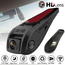 Car Vehicle Full HD Mini Wifi DVR Video Camera Recorder Hidden Dash Cam G-Sensor