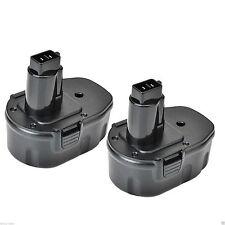 2x 14.4V XRP Battery for DEWALT 14.4 Volt Cordless Drill DE9038 DC9091 DW9094 US