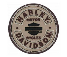 Harley-Davidson Aufnäher/Patch Blank Bar & Shield Rockers #EM297042
