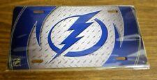 Tampa Bay Lightning - NHL Hockey Metal Glossy Commemorative License Plate