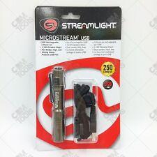 Streamlight 66608 MicroStream® USB LED Pen Light COYOTE