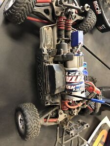 Master Craft amsoil traxxas remote car ..Number 7