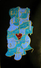 Sura Al Iqhlas-Koran Islam Calligraphy Fridge Magnet