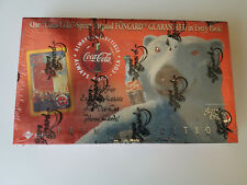 1995 Coca Cola SPRINT Coke PHONE CARD  diecut Cels, unopened