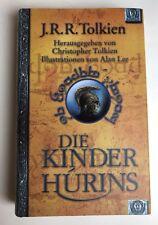 Die Kinder Húrins von J. R. R. Tolkien Gebunden RAR /Kein Herr der Ringe, Hobbit