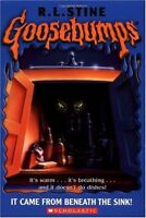 Goosebumps #30: It Came from Beneath the Sink by R.L. Stine