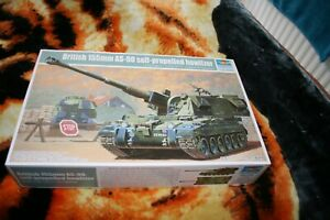 Trumpeter 1/35 British 155mm AS-90 Self propelled howitzer