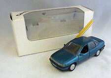 Gama 1161 Opel Vectra Turquoise 1/43 Scale Bulgarian