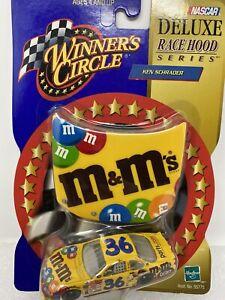 Winner's Circle #36 M&M's Pontiac Grand Prix, Ken Schrader, 1:64 Diecast NASCAR
