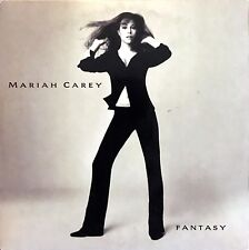 Mariah Carey CD Single Fantasy - Europe (VG+/EX)