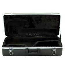 *GREAT GIFT*Alto SAX Case ABS Saxophone Hard Case w Shoulder Strap *BIG SAVING*