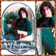 70s Playgirl 1977 John Travolta Saturday Night Fever grease VTG t-shirt iron-on