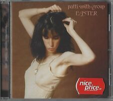 Patti Smith Group/Easter * NEW & SEALED CD * NUOVO *