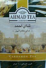 BEST QUALITY  AHMAD TEA LONDON  CARDAMON TEA 500g  QUALITY LOOSE LEAF TEA