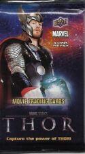 Upper Deck Marvel Thor Movie Trading Card Pack (5 Cards)
